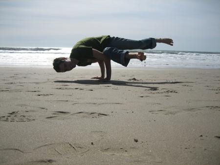 Yoga in LA