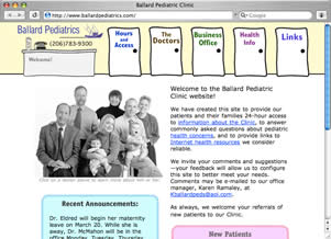 Ballard Pediatric Clinic   ZoomInfo com